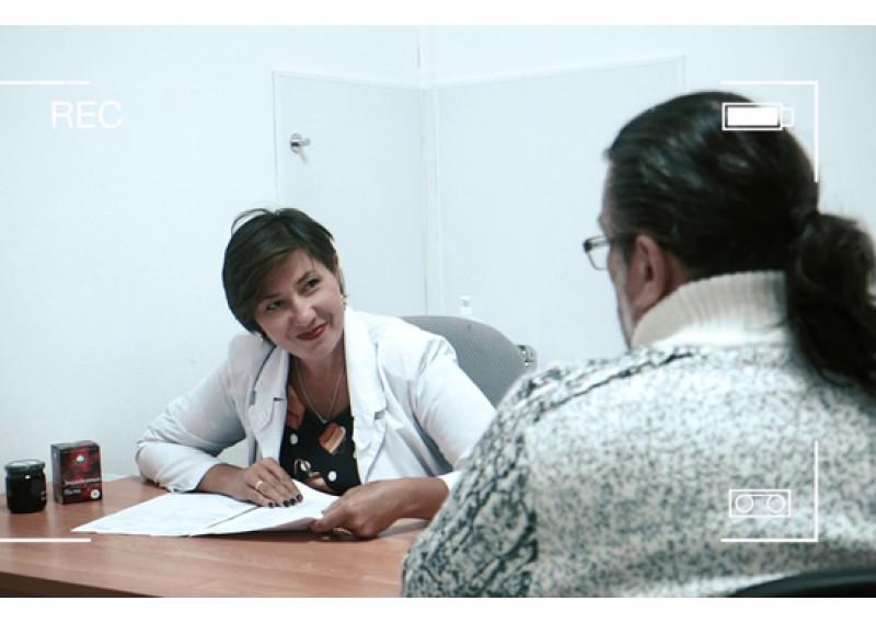 Екатерина Макарова - анализ тестов после приема эпимедиума