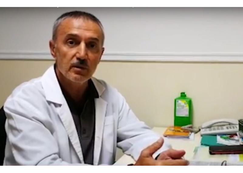 Отзыв врача-уролога Курбана Исмаиловича из клиники Вита+