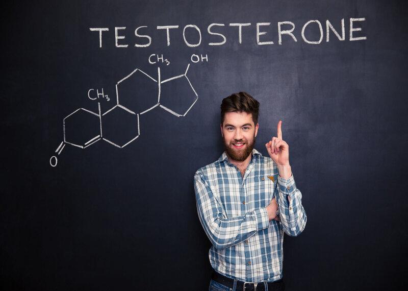 Влияние тестостерона на потенцию мужчины