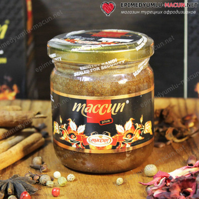 Maccun Plus - усиленная эпимедиумная паста