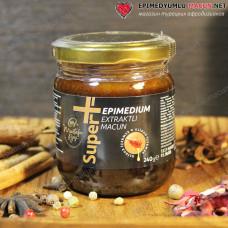 Super Epimedium Macun - эпимедиумная паста от фирмы Mustafa Bey