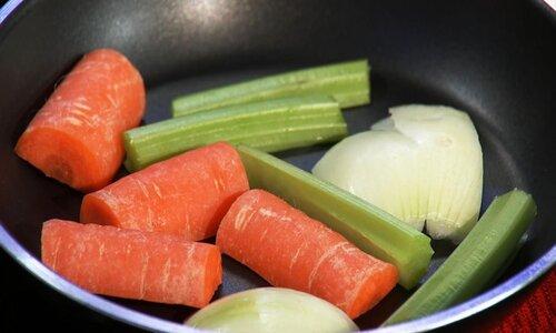 Какой эффект оказывает сельдерей и морковь на либидо женщин